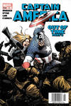 Cover for Captain America (Marvel, 2005 series) #3 [Newsstand]