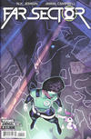 Cover for Far Sector (DC, 2020 series) #4