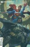 Cover Thumbnail for Batman / Superman (2019 series) #6 [Simone Bianchi Cardstock Variant Cover]