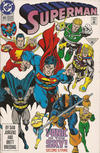 Cover for Superman (DC, 1987 series) #65 [Direct]