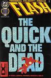 Cover for Flash (DC, 1987 series) #100 [DC Universe Corner Box]