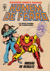 Cover for Grandes Heróis Marvel (Editora Abril, 1983 series) #20