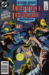 Cover for Justice League America (DC, 1989 series) #32 [Newsstand]