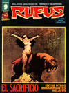 Cover for Rufus (Garbo, 1974 series) #56