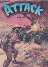 Cover for Attack (Impéria, 1960 series) #3