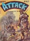Cover for Attack (Impéria, 1960 series) #5