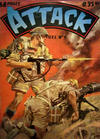 Cover for Attack (Impéria, 1960 series) #9