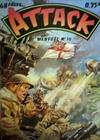 Cover for Attack (Impéria, 1960 series) #10