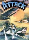 Cover for Attack (Impéria, 1960 series) #23