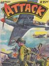 Cover for Attack (Impéria, 1960 series) #29