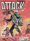Cover for Attack (Impéria, 1971 series) #3