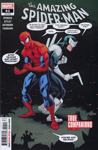 Cover Thumbnail for Amazing Spider-Man (Marvel, 2018 series) #41 (842)