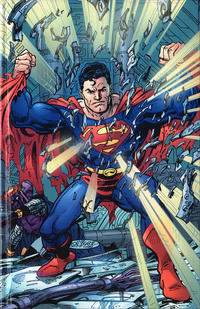 Cover Thumbnail for DC Universe by John Byrne (DC, 2018 series)