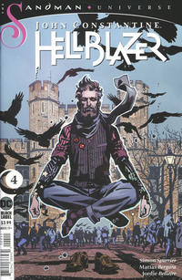 Cover Thumbnail for John Constantine Hellblazer (DC, 2020 series) #4