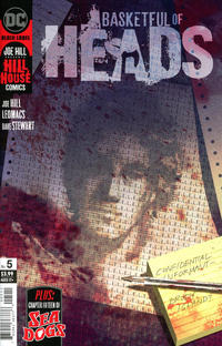 Cover Thumbnail for Basketful of Heads (DC, 2019 series) #5