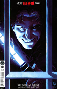 Cover Thumbnail for Basketful of Heads (DC, 2019 series) #5 [Matteo Scalera Cover]