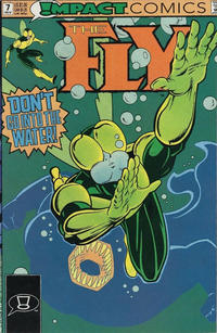 Cover Thumbnail for The Fly (DC, 1991 series) #7 [Direct]