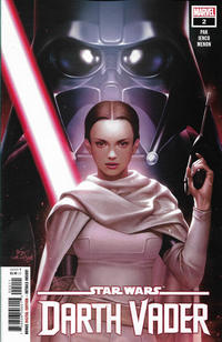 Cover Thumbnail for Star Wars: Darth Vader (Marvel, 2020 series) #2