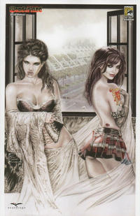 Cover Thumbnail for 2012 Wonderland Annual (Zenescope Entertainment, 2012 series)  [2012 San Diego Comic Con International Exclusive Variant - Natali Sanders]