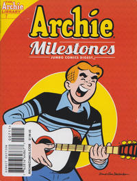 Cover Thumbnail for Archie Milestones Jumbo Comics Digest (Archie, 2019 series) #7