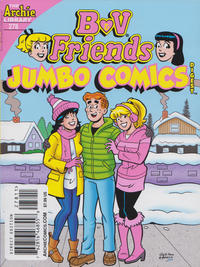 Cover Thumbnail for B&V Friends Double Digest Magazine (Archie, 2011 series) #278