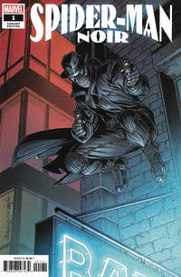 Cover Thumbnail for Spider-Man Noir (Marvel, 2020 series) #1 [1:25 Bagley]