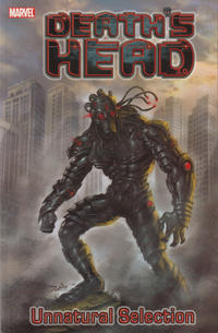 Cover Thumbnail for Death's Head 3.0: Unnatural Selection (Marvel, 2006 series) #[nn]