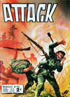 Cover for Attack (Impéria, 1971 series) #45