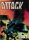 Cover for Attack (Impéria, 1971 series) #61