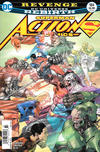 Cover for Action Comics (DC, 2011 series) #984 [Newsstand]