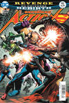 Cover for Action Comics (DC, 2011 series) #982 [Newsstand]