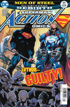 Cover for Action Comics (DC, 2011 series) #971 [Newsstand]