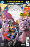 Cover Thumbnail for Action Comics (2011 series) #972 [Newsstand]