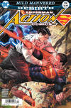 Cover for Action Comics (DC, 2011 series) #974 [Newsstand]