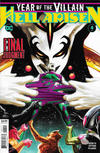 Cover for Year of the Villain: Hell Arisen (DC, 2020 series) #4 [Steve Epting Cover]