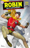 Cover Thumbnail for Robin 80th Anniversary 100-Page Super Spectacular (2020 series) #1 [1950s Variant Cover by Julian Totino Tedesco]
