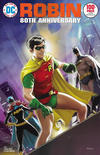 Cover Thumbnail for Robin 80th Anniversary 100-Page Super Spectacular (2020 series) #1 [1970s Variant Cover by Kaare Andrews]