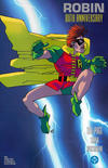 Cover Thumbnail for Robin 80th Anniversary 100-Page Super Spectacular (2020 series) #1 [1980s Variant Cover by Frank Miller and Alex Sinclair]
