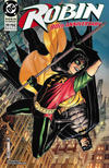 Cover Thumbnail for Robin 80th Anniversary 100-Page Super Spectacular (2020 series) #1 [1990s Variant Cover by Jim Cheung and Tomeu Morey]