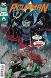 Cover Thumbnail for Aquaman (2016 series) #58 [Robson Rocha & Daniel Henriques Cover]