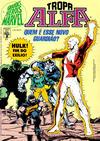 Cover for Grandes Heróis Marvel (Editora Abril, 1983 series) #21