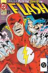 Cover Thumbnail for Flash (1987 series) #85 [DC Bullet Logo Corner Box]