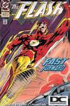 Cover for Flash (DC, 1987 series) #101 [DC Universe Corner Box]