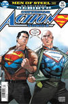 Cover for Action Comics (DC, 2011 series) #967 [Newsstand]