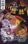 Cover for Disney Tim Burton's the Nightmare before Christmas: Zero's Journey (Tokyopop, 2018 series) #16