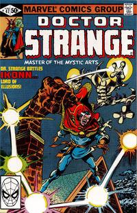 Cover Thumbnail for Doctor Strange (Marvel, 1974 series) #47 [Direct]