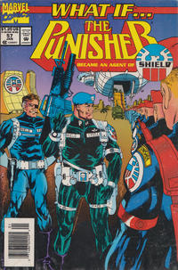 Cover Thumbnail for What If...? (Marvel, 1989 series) #57 [Newsstand]