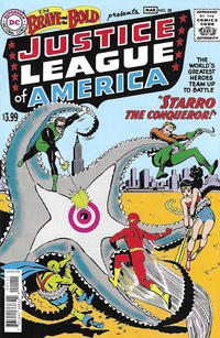 Cover Thumbnail for The Brave and the Bold 28 (Facsimile Edition) (DC, 2020 series)