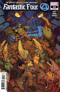 Cover Thumbnail for Fantastic Four (Marvel, 2018 series) #20 (665)
