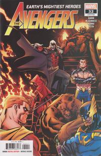 Cover Thumbnail for Avengers (Marvel, 2018 series) #32 (732)